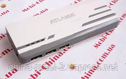Универсальная батарея -  ATLANFA power bank 12000mAh   AT-D2017 , фото 3