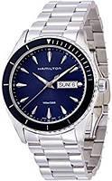 Чоловічий годинник Hamilton H37551141 Jazzmaster Seaview