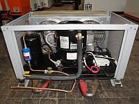 Холодильный агрегат, компрессор, компрессорно-конденсатный агрегат на 3кВт