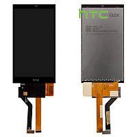 Дисплейный модуль (дисплей + сенсор) для HTC Desire 626, черный, оригинал