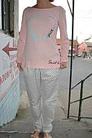 Пижама женская Lemila розовая