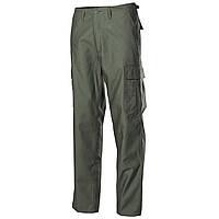 Штаны, брюки тактические, олива, BDU (от компании МFH), фото 1