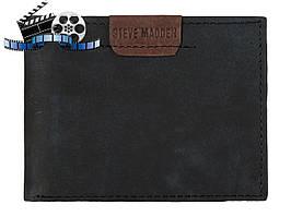 Кошелек Steve Madden Dakota Bifold, Black