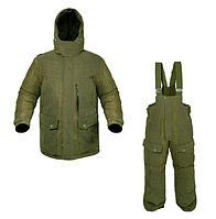 Зимний охотничий костюм Graff на температуру до -30ºС. 653-O-B / 753-O-B