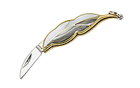 Нож складной 00528 BK+подарок!