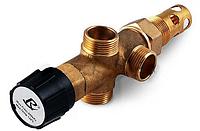 Двухходовой защитный клапан Regulus DBV1 Ø 3/4