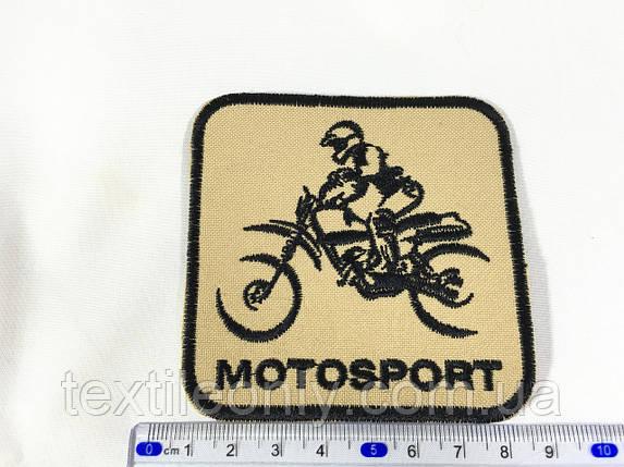 Нашивка Motosport, фото 2