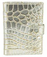 Стильная элитная кожаная обложка высокого качества Sergio Tacchini art. 29030 золото, фото 1
