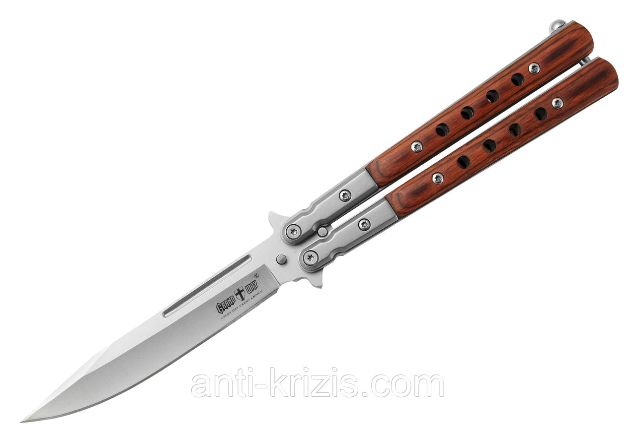Нож складной 1029 KAC+подарок или бесплатная доставка+документ что не ХО!