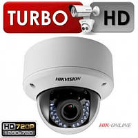 Turbo HD видеокамера DS-2CE56D1T-VPIR3
