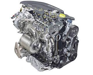 Двигун 1.5 DCI