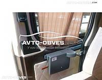 Электропривод сдвижной двери для Опель Мовано 2012-... 2-х моторный
