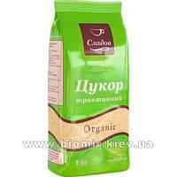 """Сахар тростниковый органический """"Сладов"""""""
