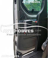 Электропривод сдвижной двери для Fiat Doblo 2001-2012 1-о моторный