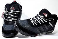 Мужские кроссовки Adidas Daroga на меху