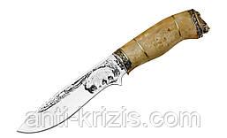 Нож охотничий КАБАН-3 (с рисунком) - кап