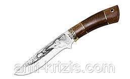 Нож охотничий Охотник (с рисунком)