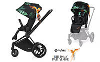 Прогулочная коляска Cybex Priam Birds of Paradise