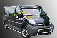 Козырек лобового стекла  Renault Тraffic / Opel Vivaro