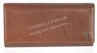 Прочный женский кошелек с мягкой кожи высокого качественный Mauro Maskarro art. MM023931D коричневый