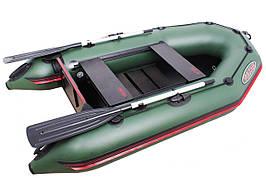 Моторная надувная ПВХ лодка Vulkan VM240(ps)
