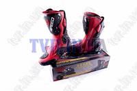 """Ботинки   """"PROBIKER""""   (mod:1001, size:40, красные)"""