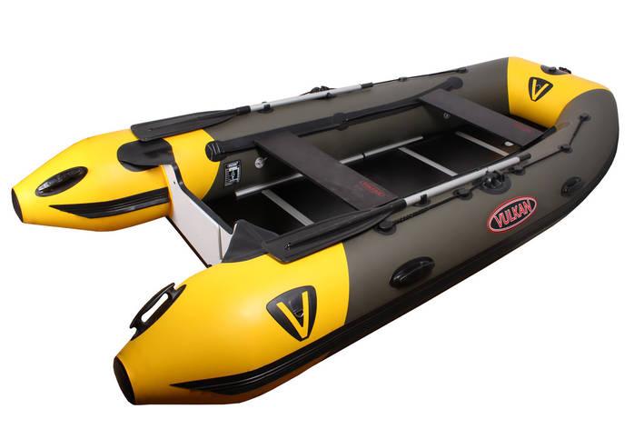 Надувная килевая моторная лодка Vulkan TMK370 - лимитированная серия, фото 2