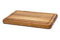 Деревянная разделочная доска 30 x 20 см