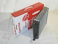 Радиатор отопителя Газель d=16 (алюминий) (производство AURORA,Poland)