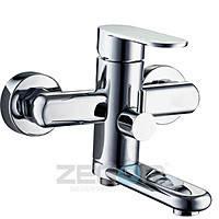 Смеситель для ванны короткий гусак, Z65-LOB3 ZEGOR (TROYA)