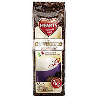 Капучино Hearts  Karamell  капучино карамель 1 кг