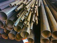 Сварные стальные трубы