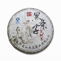 "Чай Пуэр Шен ""Хэй Тяоцзы"" 2007 Год, От 10 Грамм"