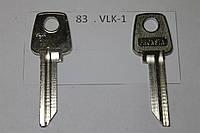 Заготовка ключа VLK-1