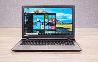 """Игровой Ноутбук Toshiba Satellite L55 15,6"""" i5-6200U(6 ген) 8гб 1ТБ"""