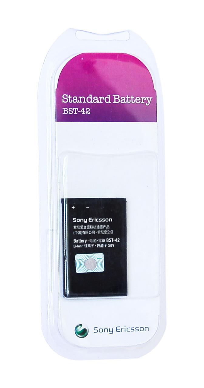 АКБ Sony Ericsson BST-42