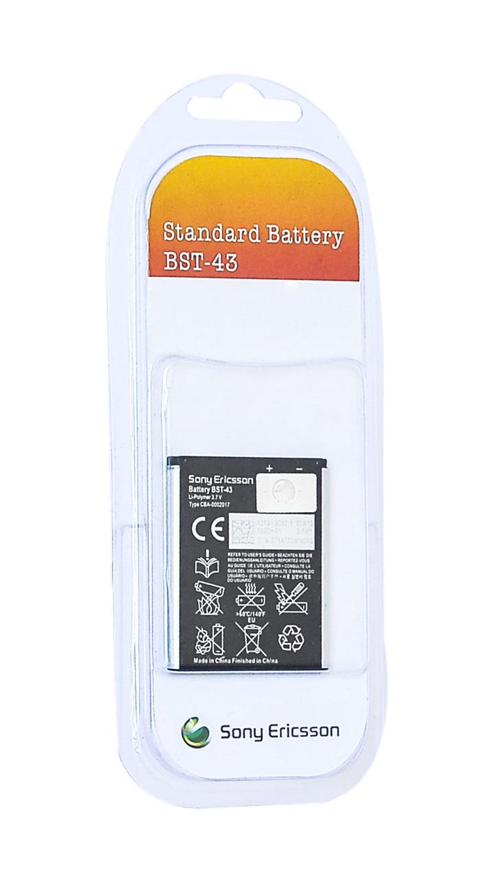 АКБ Sony Ericsson BST-43