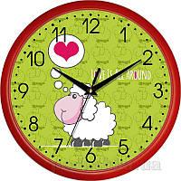 Настенные часы в детскую Юта Классика 01R61