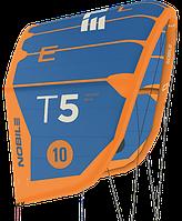 Кайт комплект для кайт серфинга Nobile T5 12 метров + планка (2017)
