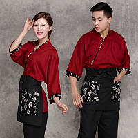 Форма для официанта-кимоно