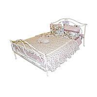 Кровать кованая с ламельной основой 160х200 см