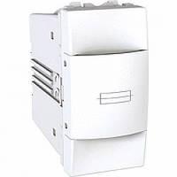 Блок Schneider-Electric Unica для предохранителей 10А белый (MGU3.630.18)