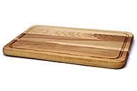 Деревянная разделочная доска 40 x 25 см