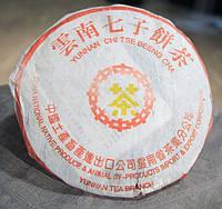 Чай Шу Пуэр *Малая Желтая Марка* 2004 Год, От 10 Грамм, фото 1