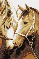 """Набор для алмазной мозаики """"Преданность(лошади)"""""""