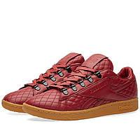 Оригинальные  кроссовки Reebok x Sneaker Politics NPC UK Maroon & Gum