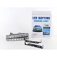 Дневные ходовые огни для автомобиля ДХО DRL DR2-030, светодиодные ходовые огни