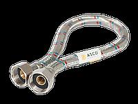 Шланг нержавеющий 1/2 ВВ 0,3м EPDM ASCO Armatura