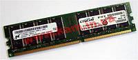 Оперативная память Crucial ( CT12864Z40B ) DDR DIMM 1Gb ( PC-3200 ) (CT12864Z40B)