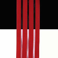 Танцевальная резинка с леской для костюмов, нарядов и выступлений красный